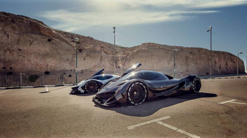 Спорткар Devel Sixteen