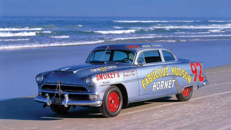 Гоночный Hudson Hornet