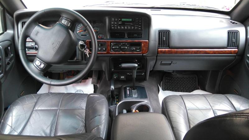 Салон Jeep Grand Cherokee (ZJ)