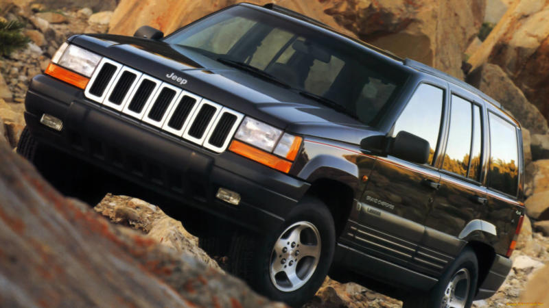 Фото Jeep Grand Cherokee (ZJ)