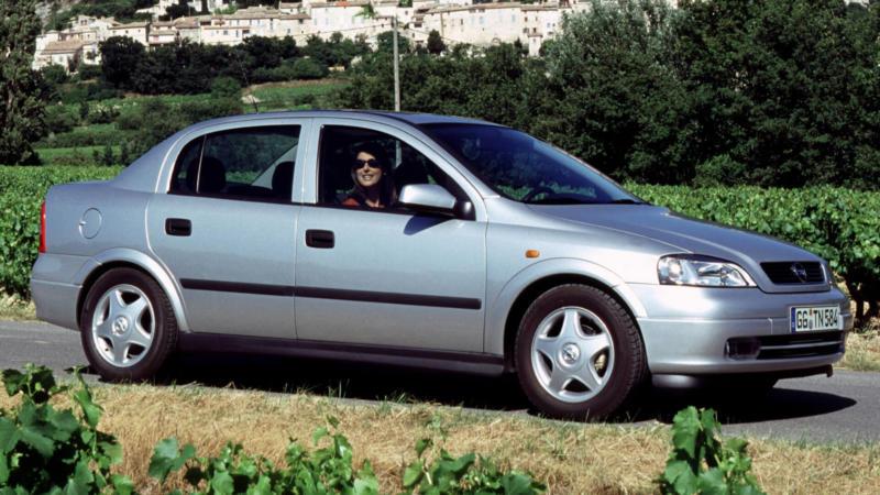 Фото авто Opel Astra