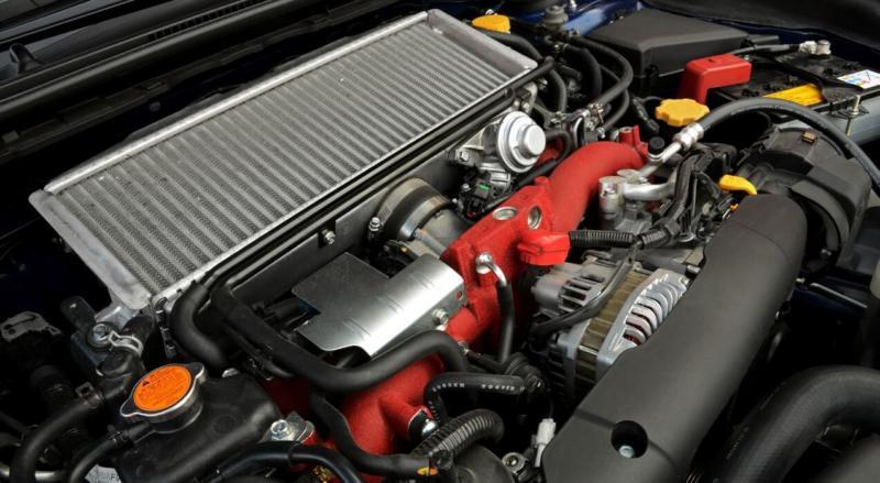 Двигатель Subaru WRX