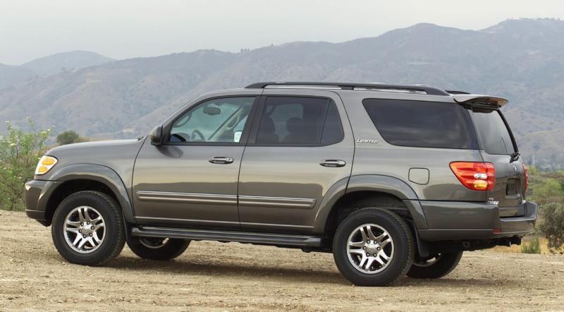 Toyota Sequoia фото авто