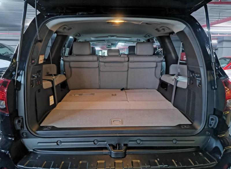 Багажник Toyota Sequoia 2018