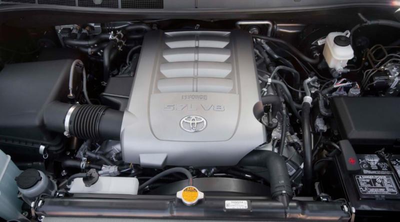 Двигатель Toyota Sequoia 2018