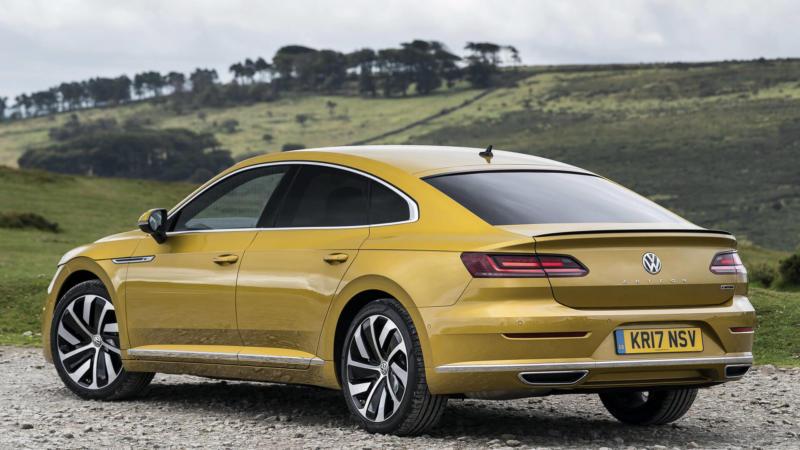 Авто Volkswagen Arteon R-Line