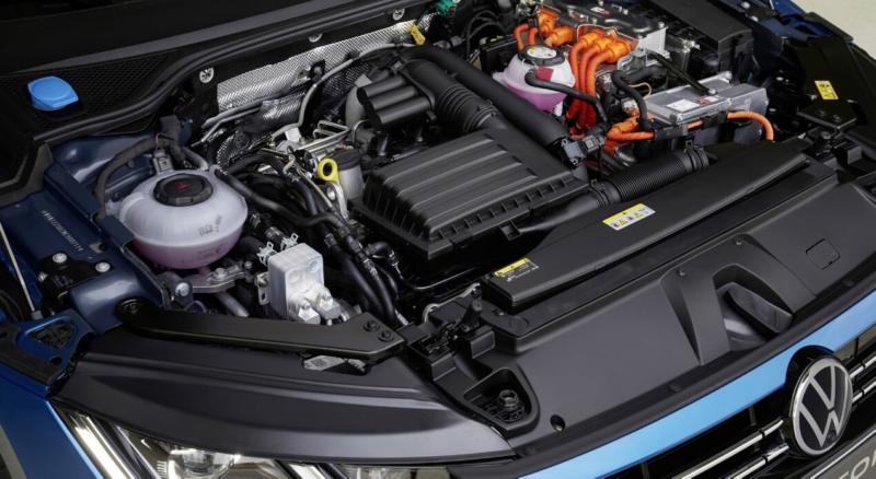 Двигатель Volkswagen Arteon 2020