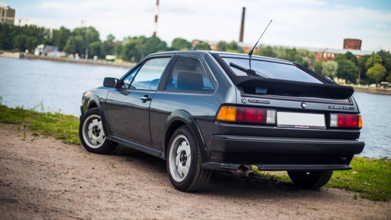 Фото авто Volkswagen Scirocco 2