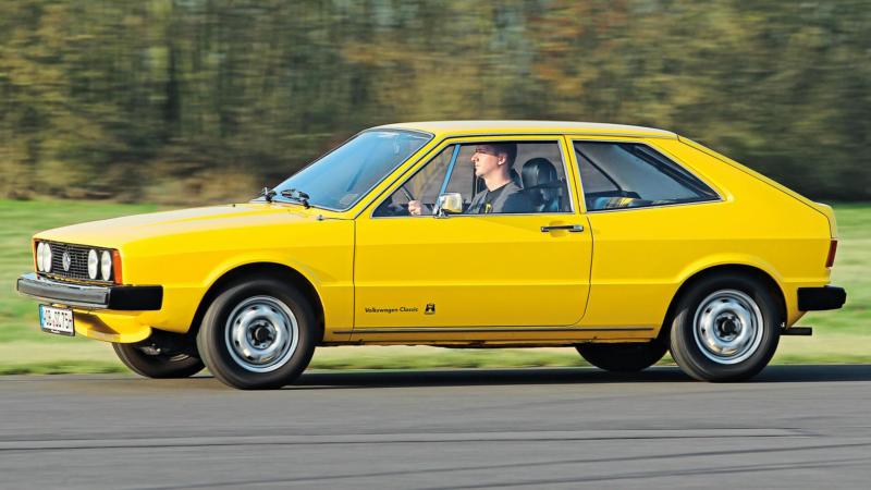 Volkswagen Scirocco 1974