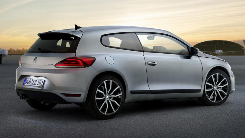 Фото авто Volkswagen Scirocco