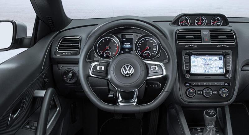 Рулевое колесо Volkswagen Scirocco