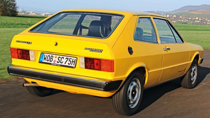 Фото Volkswagen Scirocco 1974