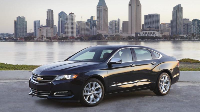 Фото авто Chevrolet Impala