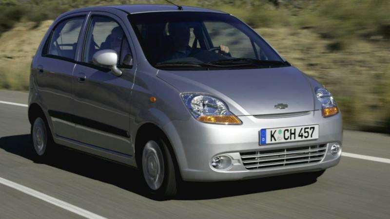 Chevrolet Spark фото авто