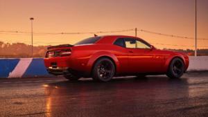 Додж Челленджер Демон фото авто