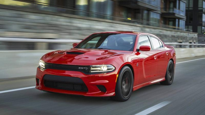 Фото Dodge Charger SRT Hellcat