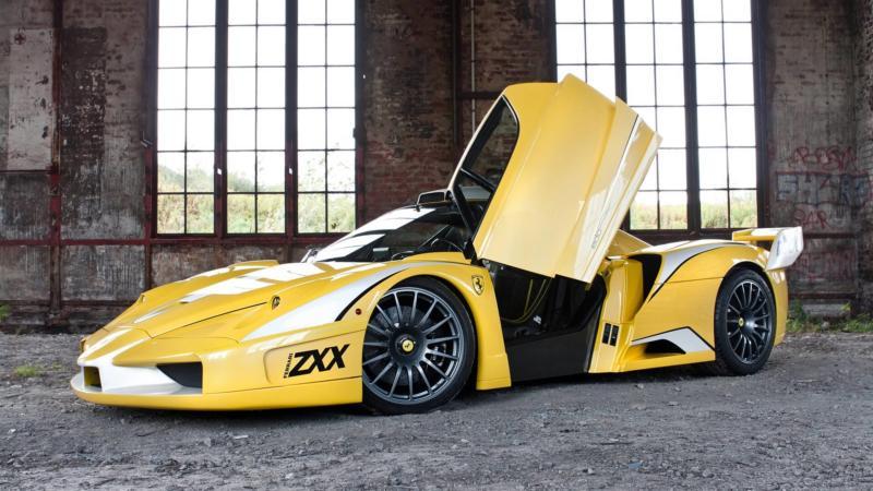 Тюнинг Ferrari Enzo