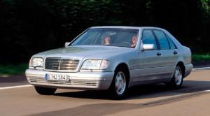 Мерседес-Бенц W140