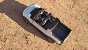 Хаммер ЕВ фото авто