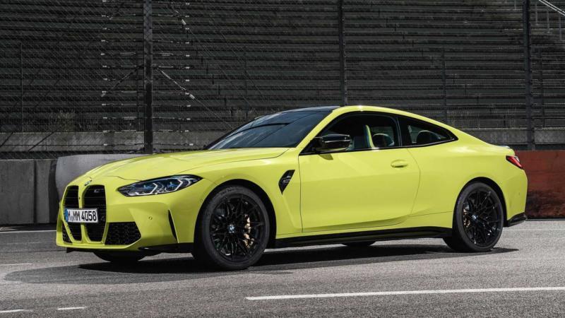 Фото авто BMW M4 Coupe Competition