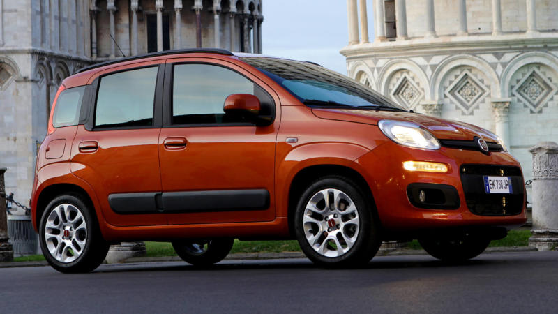 Fiat Panda фото авто
