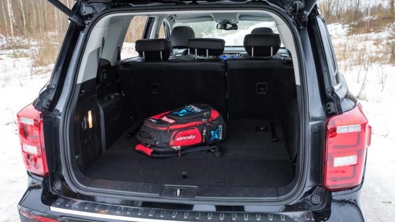 Багажник GAC GS8