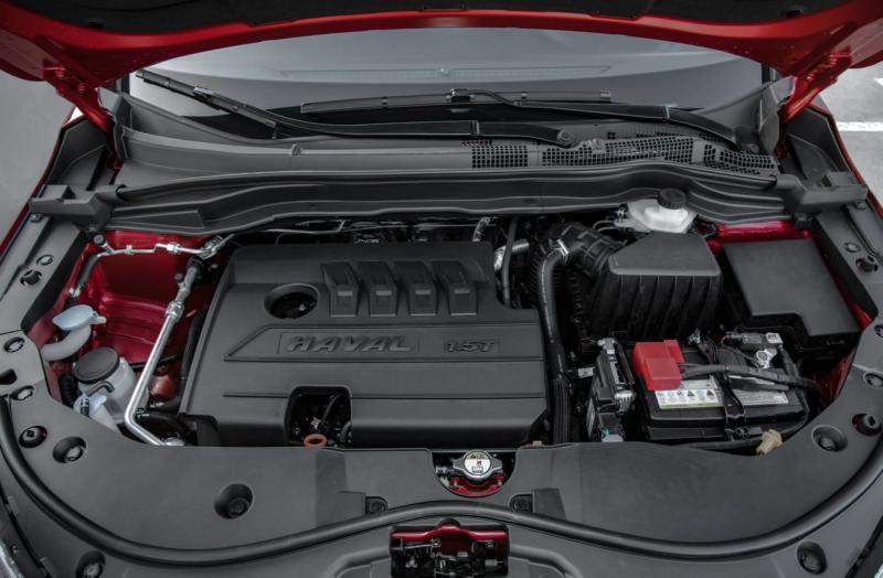 Двигатель Haval M6 Plus