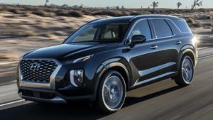 Hyundai Tucson 4 поколение