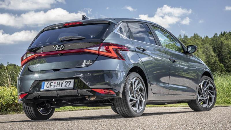 Хэтчбек Hyundai i20