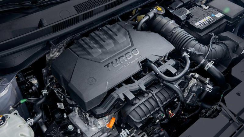 Двигатель Hyundai i20