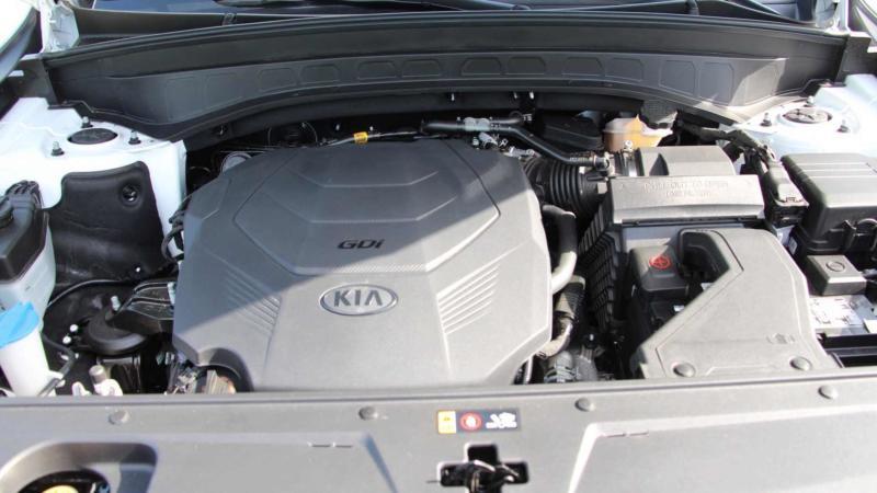 Двигатель KIA Telluride