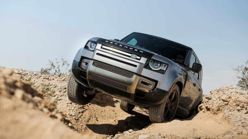 Фотография Land Rover Defender