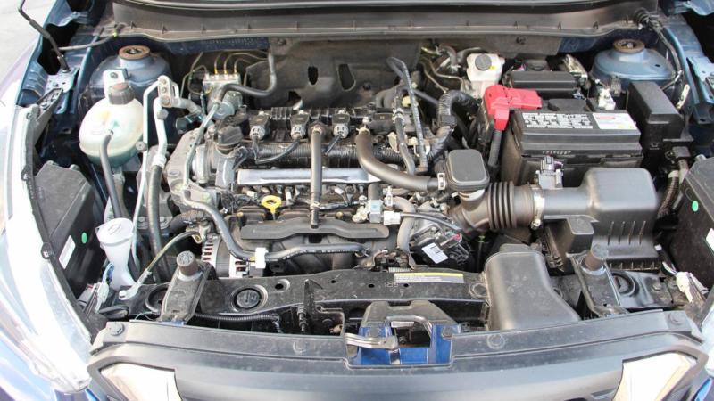 Двигатель Nissan Kicks