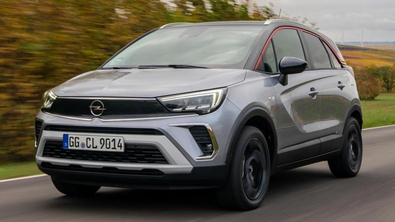 Фото Opel Crossland