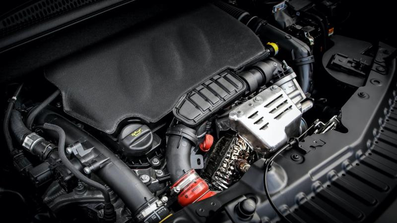 Двигатель Opel Crossland X