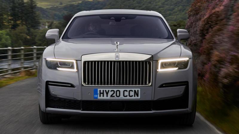 Фотография Rolls-Royce Ghost