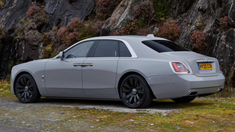 Фото авто Rolls-Royce Ghost