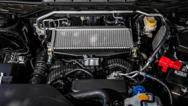 Двигатель Subaru Ascent