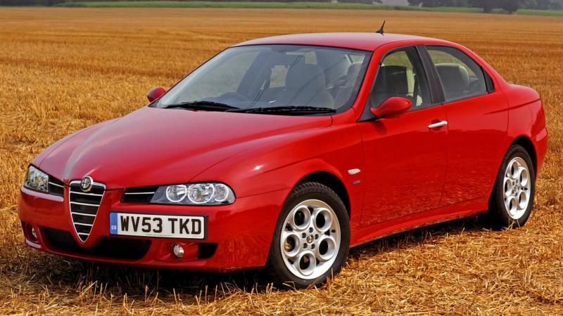 Авто Alfa Romeo 156