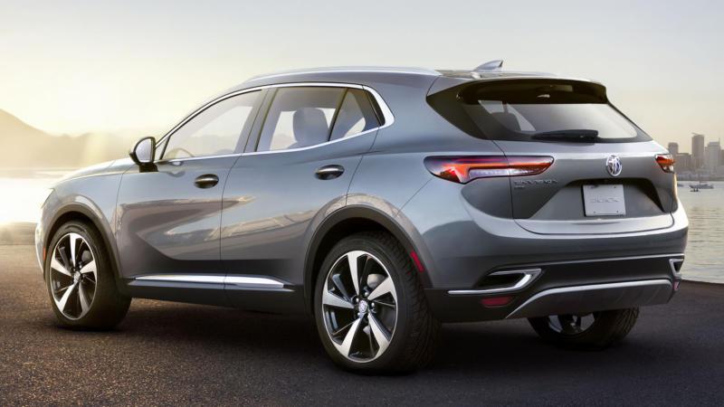 Новый Buick Envision