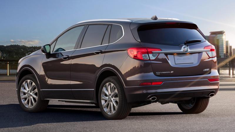 Автомобиль Buick Envision