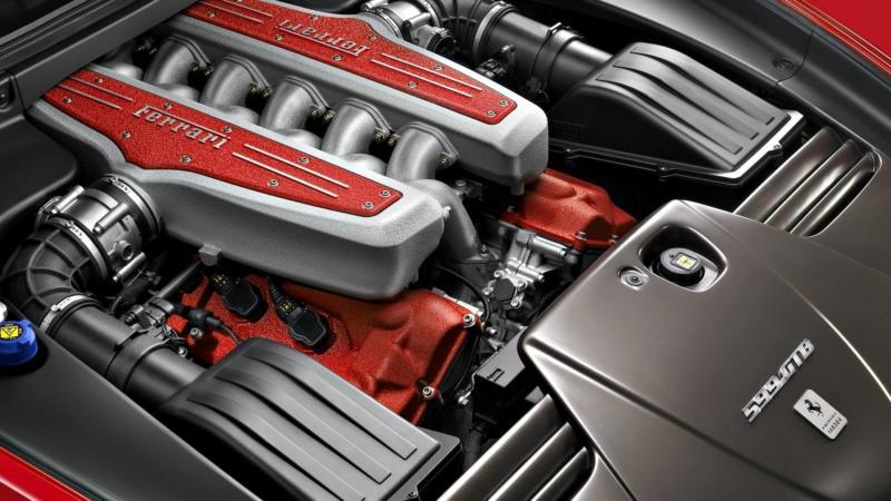 Двигатель Ferrari 599 GTB Fiorano