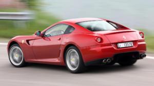 Ferrari 599 фото авто