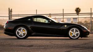 Фотография Ferrari 599
