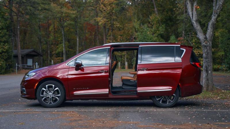 Минивэн Chrysler Pacifica