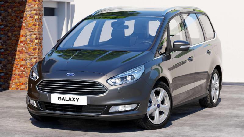 Ford Galaxy фото авто