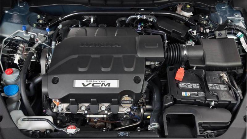 Двигатель Honda Crosstour