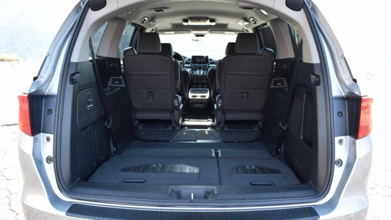 Багажник Honda Odyssey