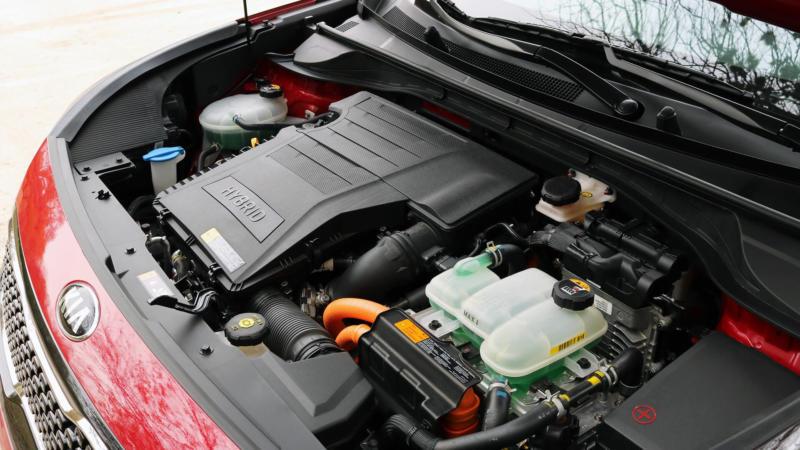 Двигатель Kia Niro
