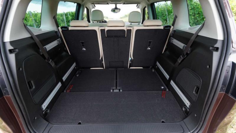 Багажник Opel Zafira